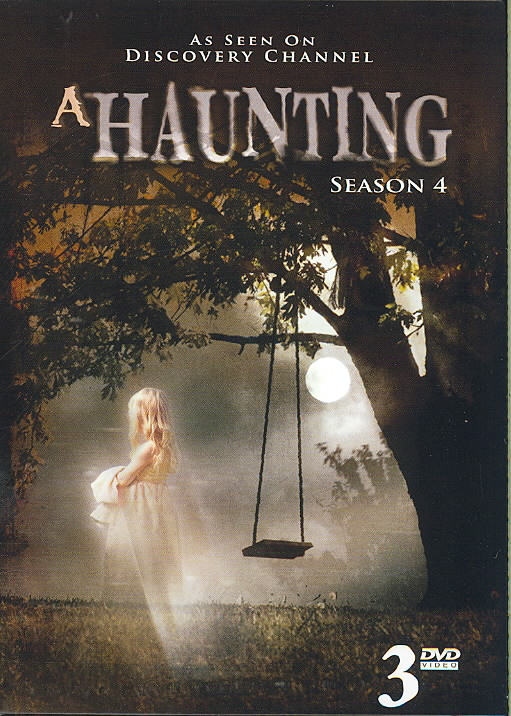 HAUNTING SEASON 4 BY HAUNTING (DVD)