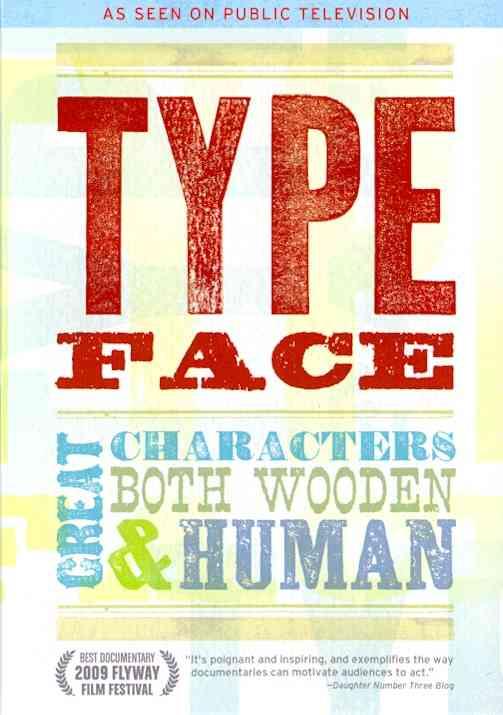 TYPEFACE (DVD)