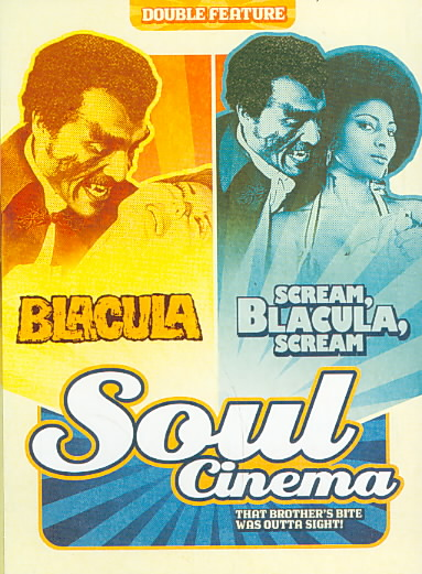 BLACULA/SCREAM BLACULA SCREAM BY MARSHALL,WILLIAM (DVD)