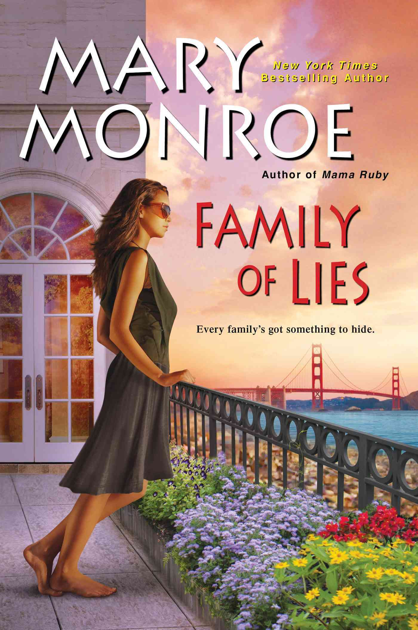 Family of Lies By Monroe, Mary