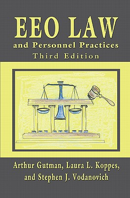 Eeo Law and Personnel Practices By Foster, Steven/ Koppes